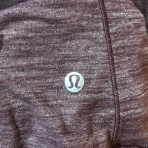 Lululemon purple long sleeve shirt size 12